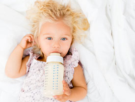 Baby Bottle Tooth Decay - Pediatric Dentist in Madison, MS